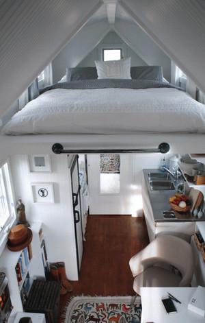 尽显高端格调 美式优雅单身公寓装修效果图