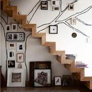 阁楼楼梯造型图