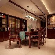 餐厅设计桌椅图