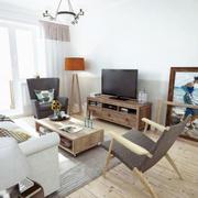 现代单身公寓唯美图