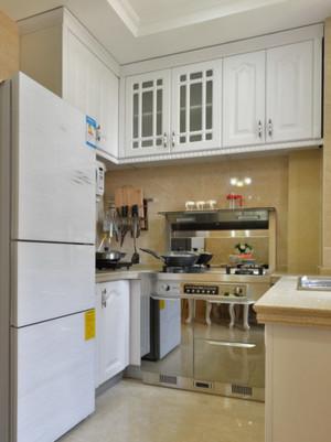 现代厨房设计整体图