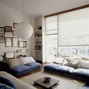 经典客厅飘窗设计