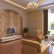 现代精致的室内装修