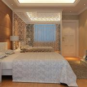卧室隔断设计图