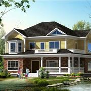 农村自建房设计整体图