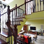 阁楼楼梯设计图