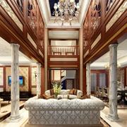 精致客厅造型图