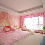 唯美卧室设计效果图