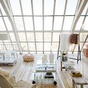 单身公寓阳光房图片