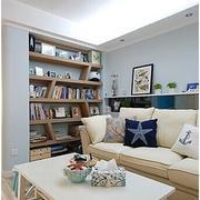 客厅书柜设计图
