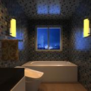 卫生间设计装修造型图