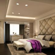 卧室设计装修吊灯图
