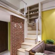 唯美现代楼梯图