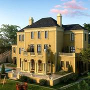 别墅外景图