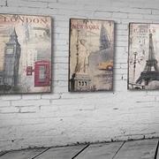 单身公寓墙壁造型图