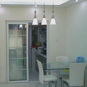 厨房推拉门装修吊灯图