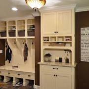 玄关鞋柜装修造型图