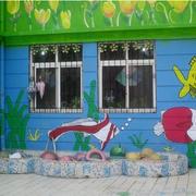 唯美的幼儿园装修实例