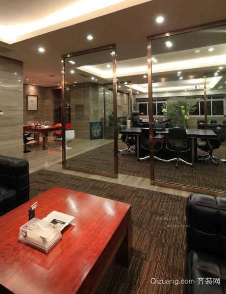 2015全新办公室装修效果图
