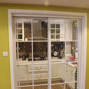 厨房推拉门装修模板