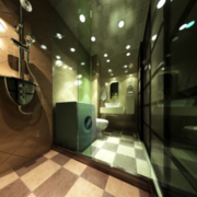 卫生间设计装修唯美图