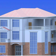 农村自建房设计实例