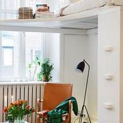 单身公寓飘窗设计图