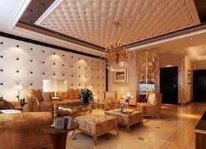 令人爱不释手的欧式客厅沙发装修效果图欣赏