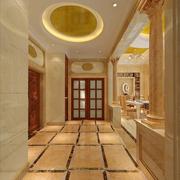 欧式室内走廊设计