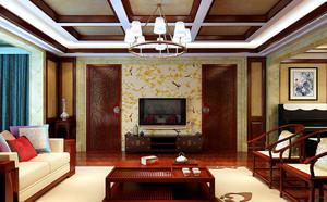 吸引人的中式风格客厅沙发装修效果图鉴赏