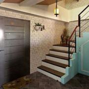小户型室内楼梯图