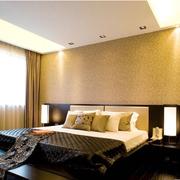 中式风格榻榻米装修背景墙