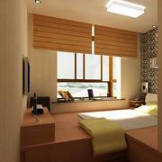 榻榻米卧室装修灯光设计