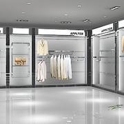 精致的服装店图