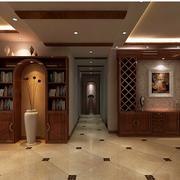 精美的客厅灯光设计