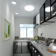 厨房设计装修背景墙图