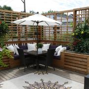 露台花园设计外景图