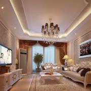 客厅背景墙设计