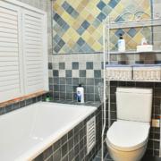 浴室瓷砖背景墙图