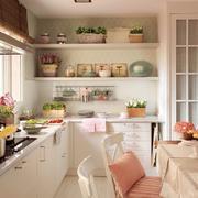 现代厨房造型图设计