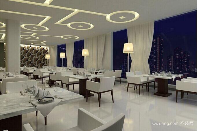 富有特色的小餐馆装修设计图片集锦