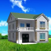 现代房屋设计实例
