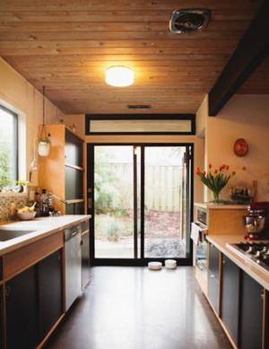 草原上的小木屋室内装修设计效果图大全