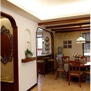 客厅唯美背景墙设计