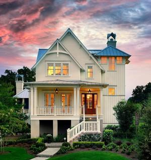 清秀的三层小别墅设计图片鉴赏