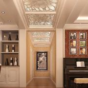 走廊设计模板图