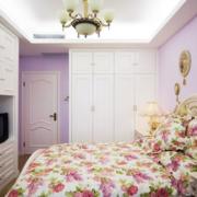 卧室衣柜造型图