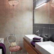 卫生间背景墙设计图