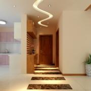 玄关装修灯光设计