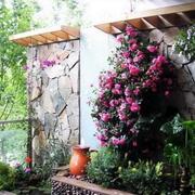露台花园设计唯美图
